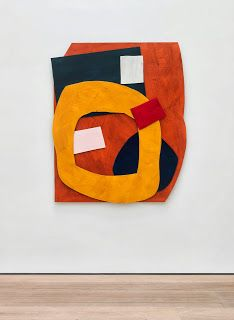 Imi Knoebel is a German artist known for his minimalist, abstract paintings and sculptures. Contemporary Art Daily, Contemporary Paintings, Modern Art, Abstract Sculpture, Sculpture Art, Abstract Art, Pablo Picasso, 1980s Art, Action Painting
