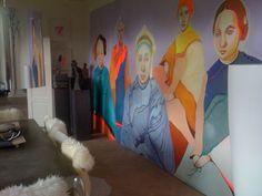 Livingroom ArtCathrine Raben Davidsen, Denmark
