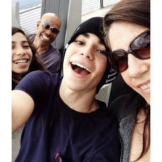Cameron Boyce made his debut TV appearance in His mom and dad are his biggest fans. Read on to find more about his family: father, mother and siblings Cameron Boyce Family, Cameron Boys, Victor Boyce, Ski Jackson, Cameron Boyce Descendants, Disney Descendants, Descendants Cast, Disney Channel Stars, Now And Forever