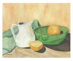 Still Life Painting for my kitchen.