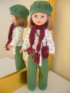 Nancy Doll, Barbie, American Girl, Doll Clothes, Winter Hats, Crochet Hats, Dolls, Dresses, Virginia