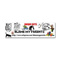 to get this blame my parents magnet go here  http://www.cafepress.com/cp/customize/product2.aspx?number=931639503&utm_medium=cp_social&utm_source=facebook&utm_campaign=CreateAndBuyPDP