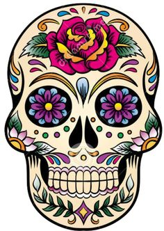 Sugar skull art, sugar skulls, sugar skull painting, tattoo designs, day of Mexican Skull Tattoos, Sugar Skull Tattoos, Sugar Skull Art, Mexican Skulls, Mexican Art, Sugar Skulls, Sugar Skull Painting, Mexican Spanish, Candy Skulls
