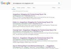 Cara Agar Judul Artikel Blog Muncul Di Pencarian Google [Google Search]