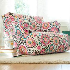 diy bean bag lounger chair - Google Search