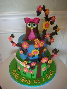 1st birthday smash cake topper Girls owl birthday owl 1st