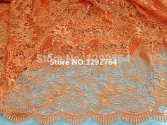 Free shipping! TS663 Wholesale price  5 yards high  Cupion / Guipure lace fabric 100% polyester