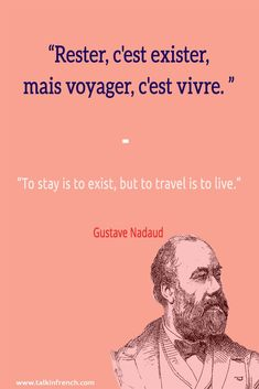 For French language and travel resources, check out the Talk in French store at… French Phrases, French Words, French Quotes, French Tattoo Quotes, Tattoos In French, French Sayings, Great Quotes, Quotes To Live By, Me Quotes
