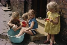 Acclaimed photographer Shirley Baker captured the essence of Salford and Manchester in these evocative, candid portraits