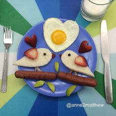 Ella crea los desayunos más divertidos para sus 4 hijos