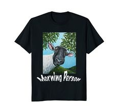 Morning Person, Branded T Shirts, Fashion Brands, Whimsical, Wisdom, Amazon, Friends, Mens Tops, Stuff To Buy