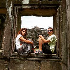 ¿Sabías qué el templo hindú de Angkor Wat (Camboya) es la mayor estructura religiosa jamás construida en el mundo?