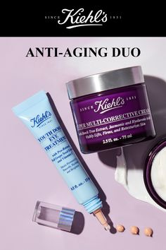 Reveal younger-looking skin with our anti-aging skincare products. Firm skin with an anti-aging mask or help correct fine lines with an anti-wrinkle cream. Best Anti Aging Creams, Anti Aging Skin Care, Skin Care Masks, Younger Skin, Anti Aging Moisturizer, Eye Treatment, Beauty Care, Beauty Tips, Beauty Stuff