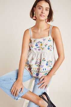 d0ec683bbfb3d 2390 Best Anthropologie images in 2019 | Sundresses, Woman fashion ...