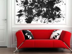 Amazingly beautiful idea! Will be doing this soon! Love Is Art Kit: Intimate Abstract Painting - Ideas for Couples
