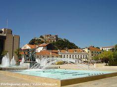 Leiria's Castle - Portugal by Portuguese_eyes, via Flickr