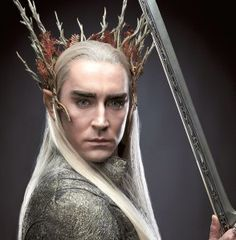 Thranduil, The Fisher King and Oberon; Why it matters.