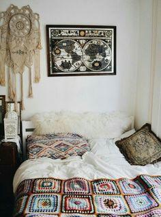 Furr•map•crochet•aztec//all i could ever dream of