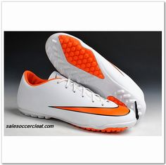 size 40 7d788 8be5a Nike Mercurials CR SE TF Mens Wc 2014 White Red  60.00