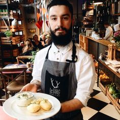 #letarg #letargbistro #polishboy #boy #beard #food #foodporn #instafood #foodgasm #starybrowar #restaurant #place #eat #eatingout #poznan #interior #vsco #instadaily #instamood #instacool