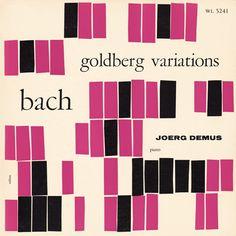 Back - Goldberg Variations
