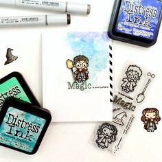 Sweet Stamp Shop | Wizards