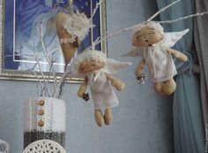 Купить Ангел.Ароматизированная кукла. - белый, ароматизированная игрушка, ангел-хранитель, ангел снов, ангел