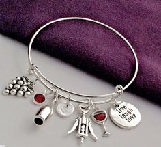 e5478d250edb 28 Best Personalized Silver Jewelry Bracelet Gifts for Women and ...