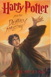 Harry potter and the deathly hallows (Book 7) by J.K. Rowling. $30.00 #books #movies