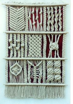 Macrame by ~Danisia on deviantART