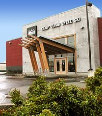 The REI Tacoma store is a premier outdoor gear and sporting goods store serving outdoor enthusiasts in Tacoma.