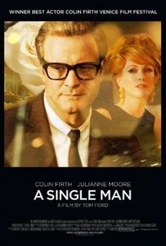 Films with fashion influence - 2009 A Single Man poster