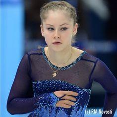 "Twitter / Sochi2014: Julia Lipnitskaia (Yulia Vyacheslavovna Lipnitskaya). The ice was covered with flowers and the fans were cheering ""Molodets"" to Lipnitskaya. #Sochi12014"