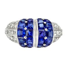FD GALLERY | Cartier | Diamond and Platinum Ring