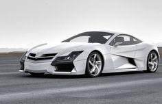 The Mercedes-Benz SF1 Concept