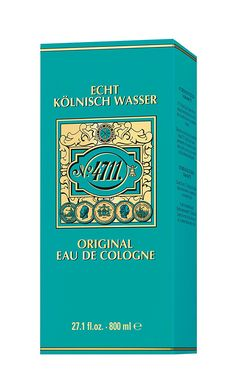 Nº 4711 Agua de Colonia Original, 800 ml: Amazon.es: Belleza