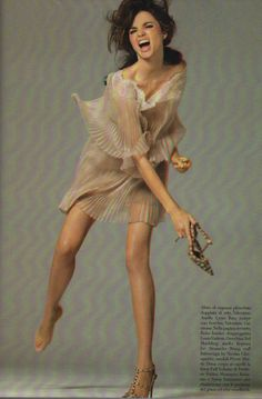 Miranda Kerr; Vogue Italy, September 2010 #Vogue #MirandaKerr #Miranda