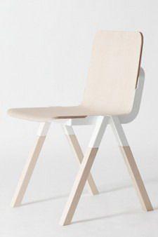Handle Chair by Peter Johansen