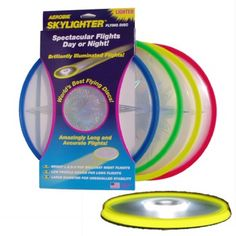 Aerobie Skylighter Disk by Superflight