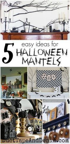 5 easy ideas for Hal