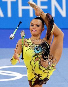 Alina Kabaeva (Russia), Athens 2004, Clubs, Rhythmic Gymnastics