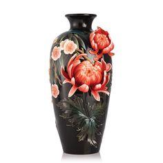 World Bazaar Outlet - FZ03074 Franz Porcelain THE FOUR GENTLEMEN PORCELAIN VASE new special order, $1,515.00 (http://www.worldbazaaroutlet.com/fz03074-franz-porcelain-the-four-gentlemen-porcelain-vase-new-special-order/)