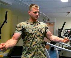 Mmmmilitary Men Sexy Military Men, Army Men, Hot Men, Hot Guys, Blonde Actors Male, Marine Corps Uniforms, Young Cute Boys, Beautiful Men Faces, Men In Uniform