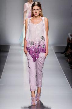 Smartologie: Blumarine Spring 2013 Collection - Milan Fashion Week