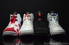 #AirJordan VI OG 2014 #sneakers