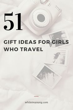 The Ultimate Travel Themed Christmas Gift Guide: 51 amazing presents for travellers for every budget. Useful practical travel gadgets and accessories plus travel themed homeware and books. Packing Tips For Travel, Travel Essentials, Budget Travel, Travel Kids, Traveling Tips, Packing Lists, Travel Stuff, Solo Travel, Travel Bag