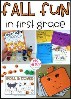 Classroom Fall Favorites