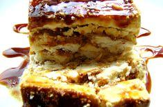 Dessert Glacé Vanille, Pralin, Meringue et Caramel - Tartine Jeanne