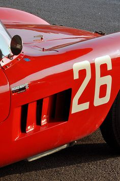 1955 Maserati 300S No.26 Maintenance/restoration of old/vintage vehicles: the material for new cogs/casters/gears/pads could be cast polyamide which I (Cast polyamide) can produce. My contact: tatjana.alic@windowslive.com