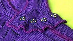 Girl Gifs, Dresses For Work, Elsa, Knitting, Crochet Baby, Girls, Youtube, Food, Fashion